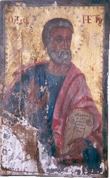 16_Saint_Peter_Icon_in_Assumption_of_Mary_Church_in_Agios_Vasileios