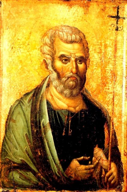 Apostle_Peter_-_13th_century_icon