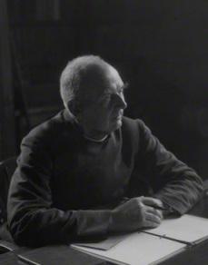 B_J_Kidd,_Warden_of_Keble_College,_Oxford_1928