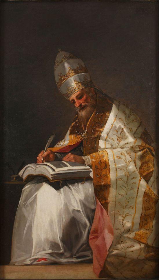 francisco_de_goya_-_saint_gregory_the_great_pope_-_google_art_project