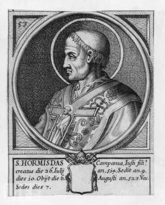 Pope_hormisdas