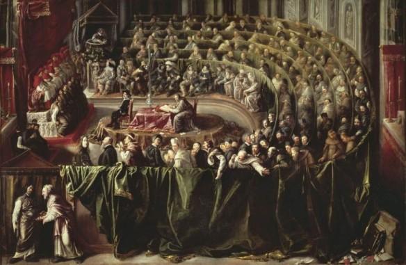 Concilio-di-Trento-pittore_Olandese_XVII_sec