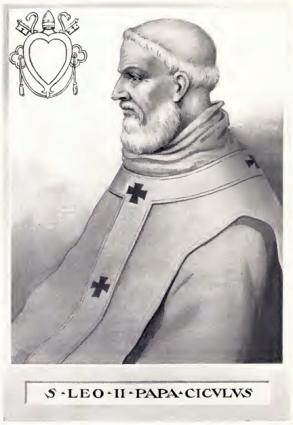 Pope_Leo_II