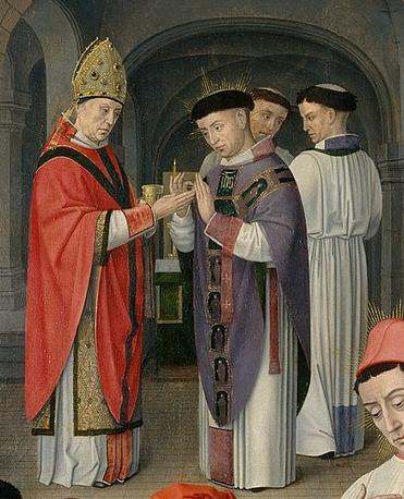 ordination of augustine