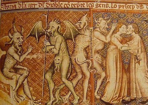 Devils_Matfre_Ermengau_Breviari_damor_1288