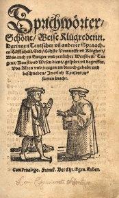 Sebastian_Franck_Sprichwörter_1555