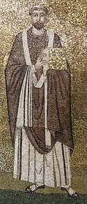 256px-Pope_Symmachus_-_Apse_mosaic_-_Sant'Agnese_fuori_le_mura_-_Rome_2016