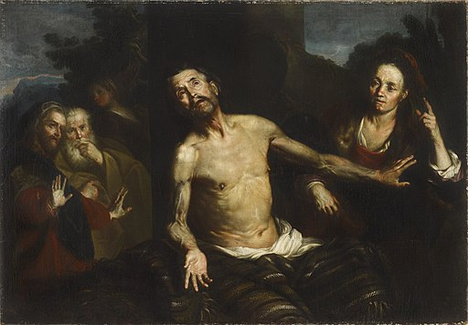 Silvestro_Chiesa_-_The_sufferings_of_Job_-_A_I_416_-_Finnish_National_Gallery